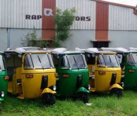 Rap motors e-auto dealership