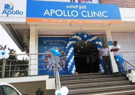 Apollo Clinic Franchise for Diagnostics
