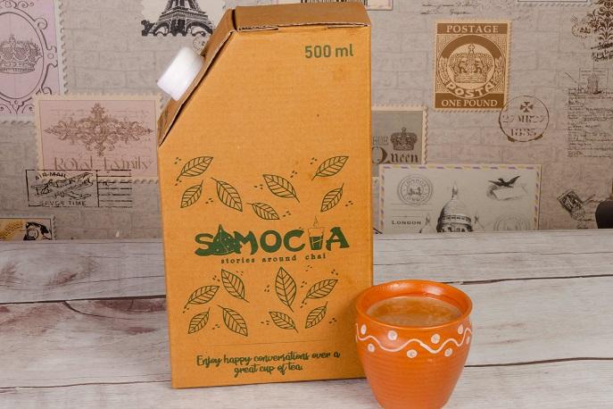 Samocha franchise tea room outlet