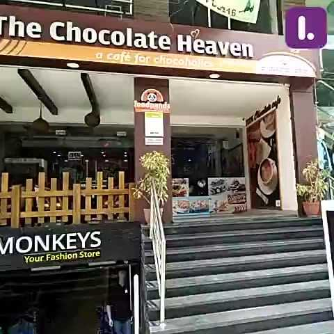 The chocolate heaven franchise cafe